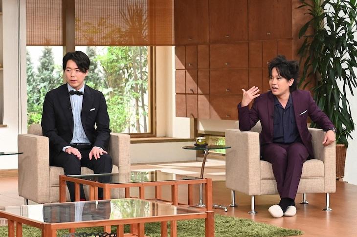 「がっちりマンデー!!」にゲスト出演する、ぺこぱ。(c)TBS