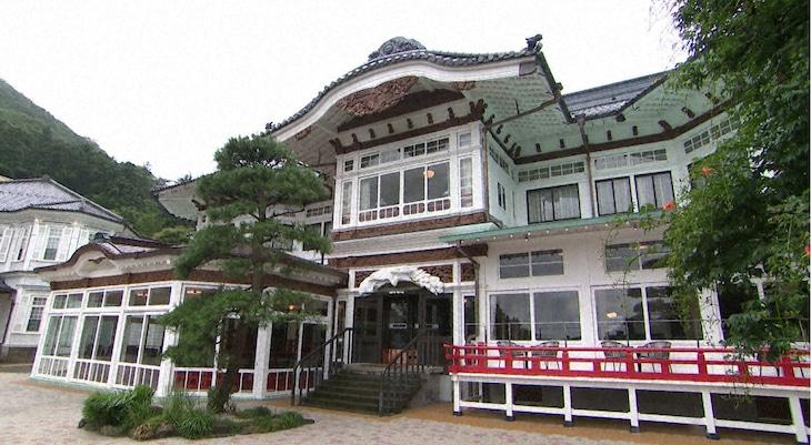 富士屋ホテル (c)テレビ東京
