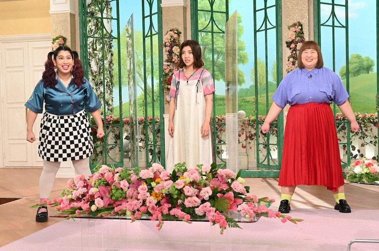 3時のヒロイン (c)テレビ朝日