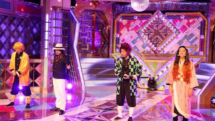 「有吉の壁 夏祭りの壁を越えろ!2時間スペシャル」より。(c)日本テレビ