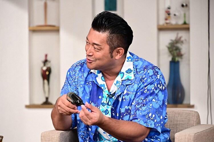 「がっちりマンデー!!」にゲスト出演する山口智充。(c)TBS