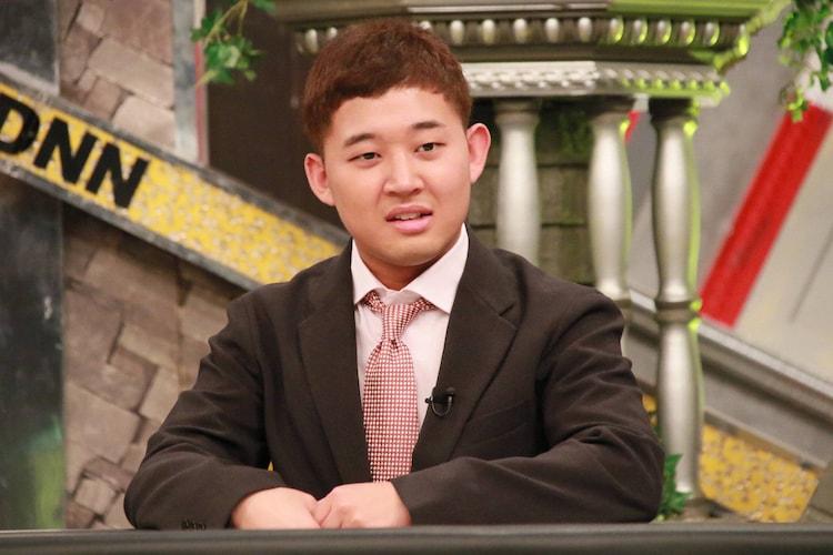 「全力!脱力タイムズ」に出演する、四千頭身・後藤・(c)フジテレビ