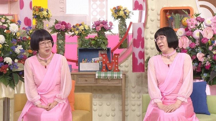 阿佐ヶ谷姉妹 (c)日本テレビ