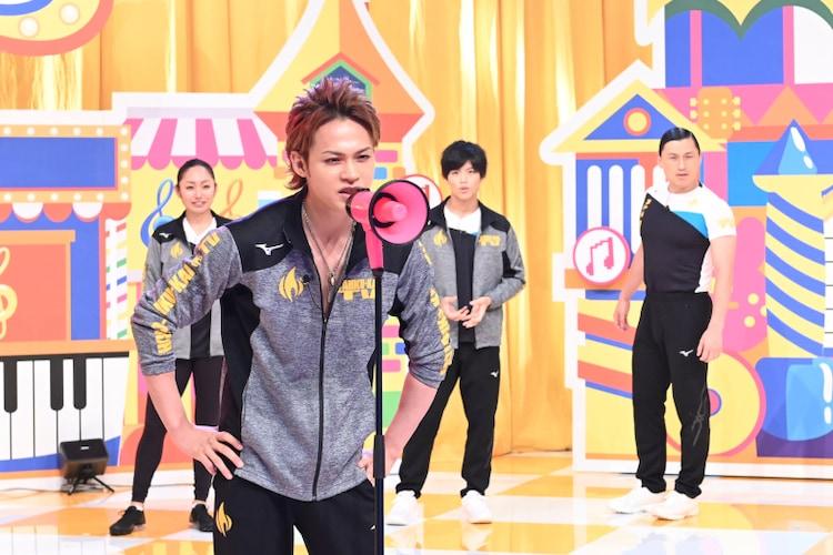 「炎の体育会TV」チーム (c)TBS