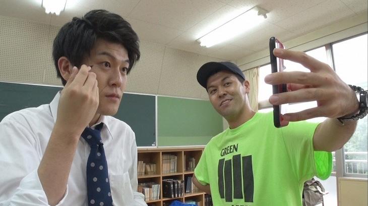 土佐兄弟 (c)日本テレビ