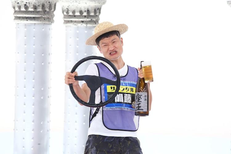 ザブングル加藤  (c)関西テレビ