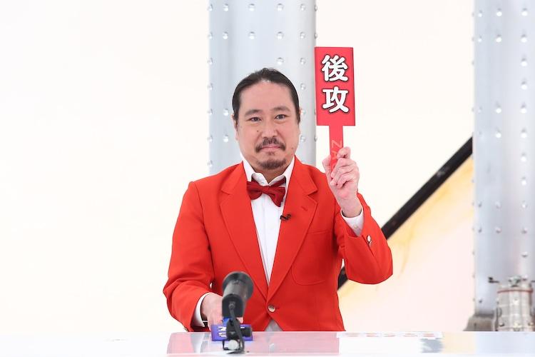 審査委員長の笑い飯・西田  (c)関西テレビ