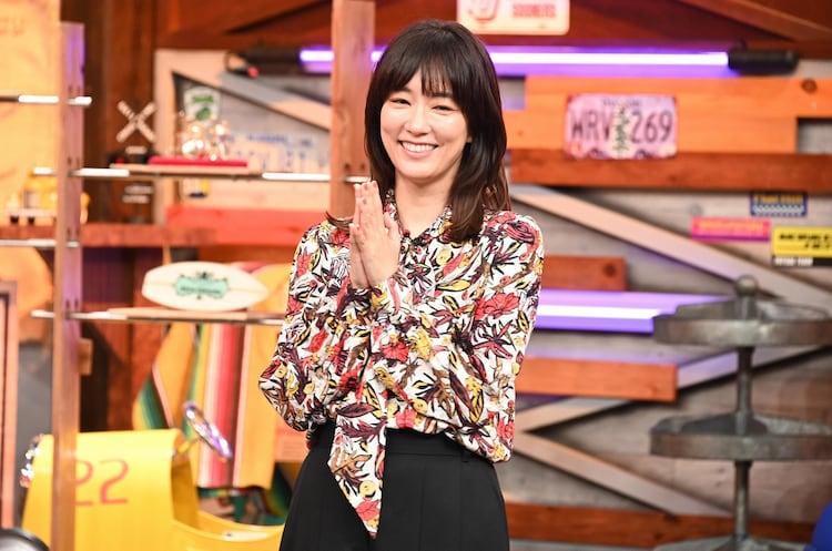 水川あさみ (c)日本テレビ