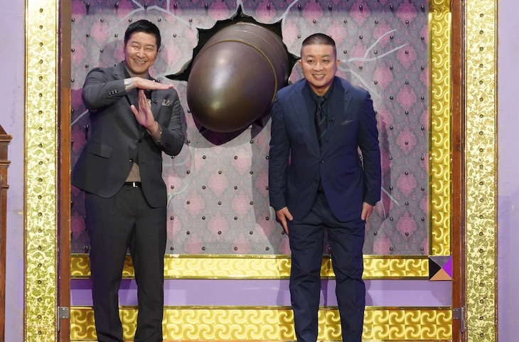 チョコレートプラネット (c)日本テレビ