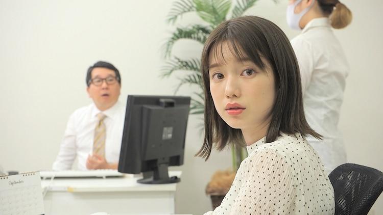 弘中綾香アナ (c)テレビ朝日