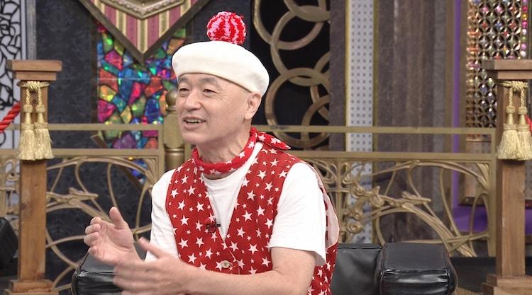 パッパラー河合 (c)日本テレビ