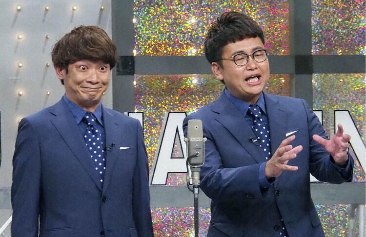 「伸びしろありまくり」な芸人3組を紹介する銀シャリ。