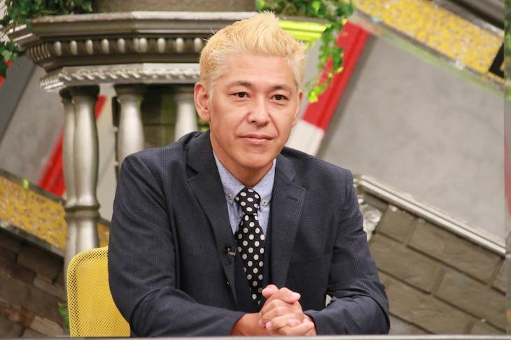 「全力!脱力タイムズ」に出演するロンドンブーツ1号2号・田村亮。(c)フジテレビ