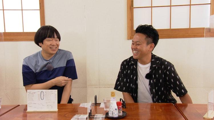 (左から)蛍原徹、宮川大輔。(c)関西テレビ