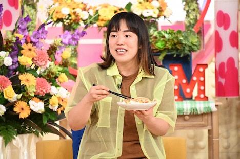 ゆりやんレトリィバァ (c)日本テレビ