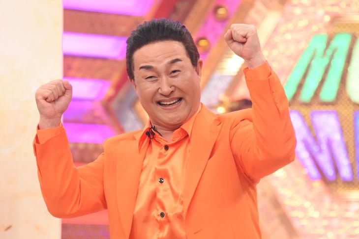 「ものまねグランプリ 秋のガチランキングスペシャル」より。(c)日本テレビ