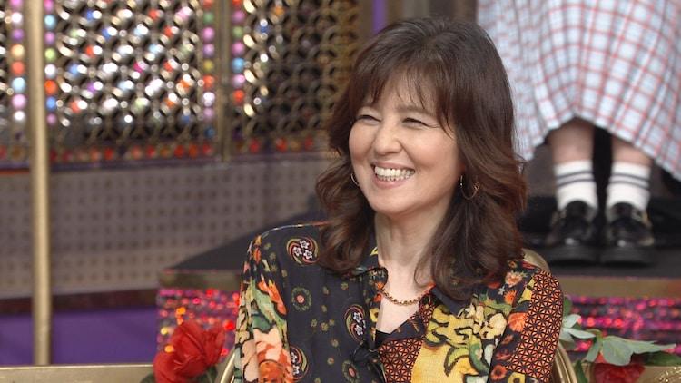 石野真子 (c)日本テレビ