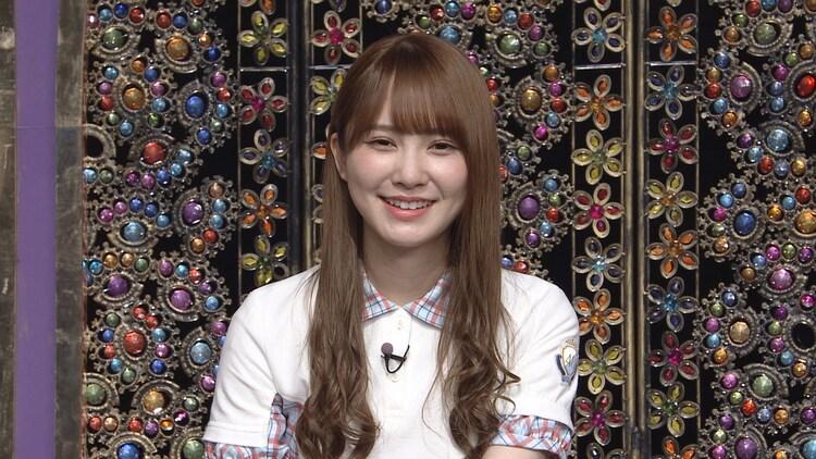 加藤史帆 (c)日本テレビ