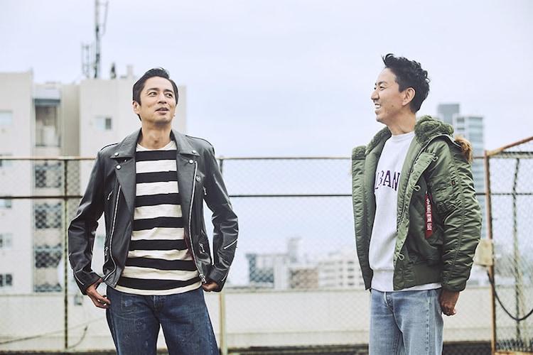 チュートリアル (c)RIKKI/ヤングマガジン