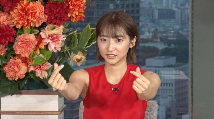 武田玲奈 (c)日本テレビ