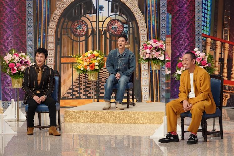 「踊る!さんま御殿!! 秋の3時間スペシャル」のワンシーン。(c)日本テレビ