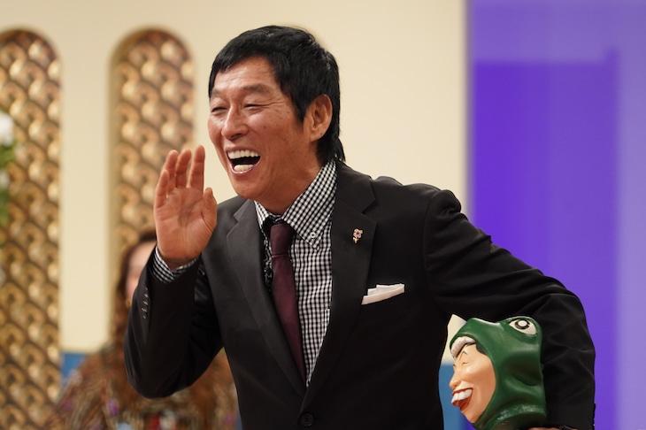 明石家さんま (c)日本テレビ