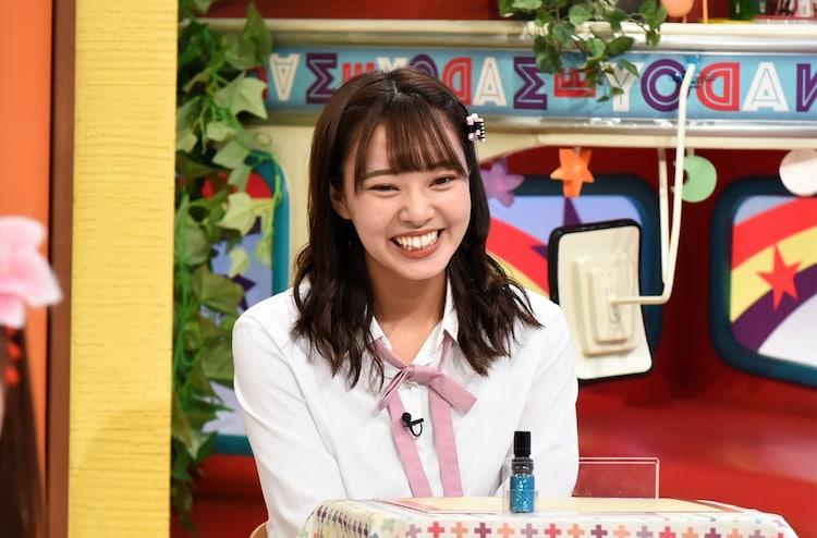 山田寿々 (c)読売テレビ