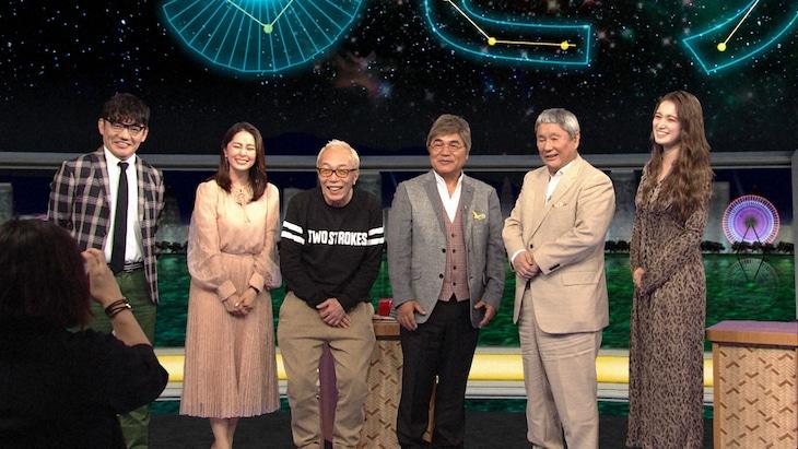 「たけしのこれがホントのニッポン芸能史」より。(c)NHK