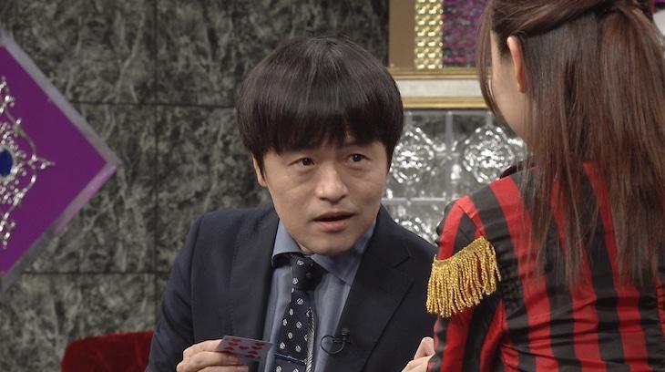 バカリズム (c)日本テレビ