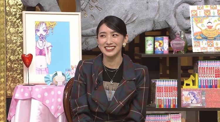 中田クルミ (c)日本テレビ