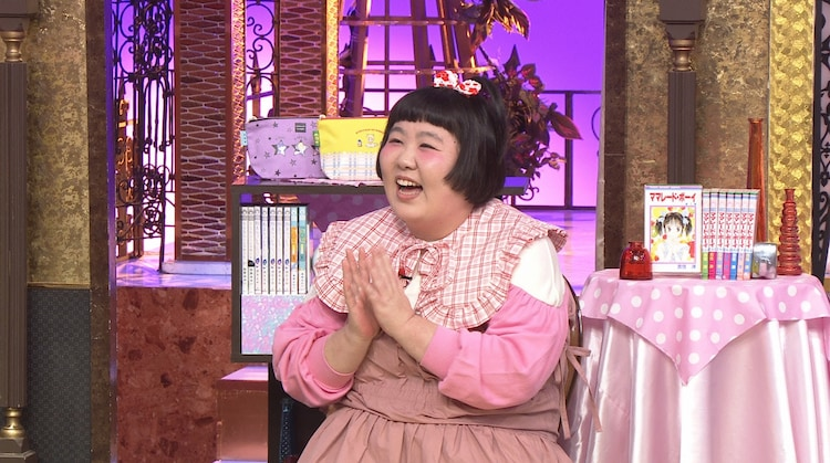 酒井藍 (c)日本テレビ