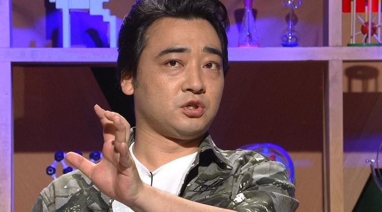ジャングルポケット斉藤 (c)日本テレビ