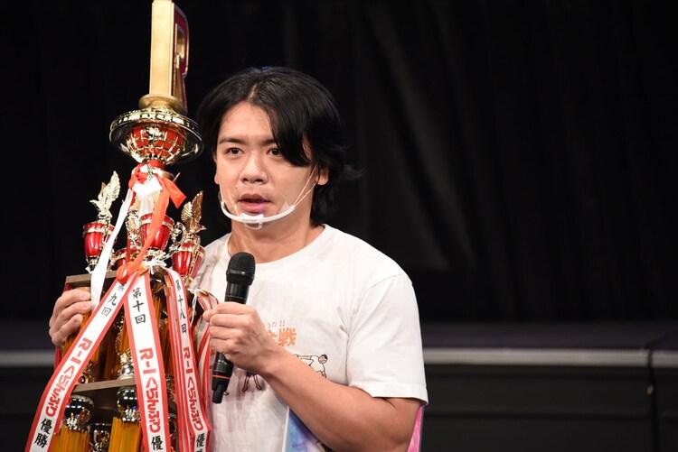 マヂカルラブリー野田クリスタル