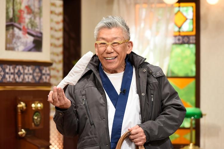 笑福亭笑瓶 (c)読売テレビ