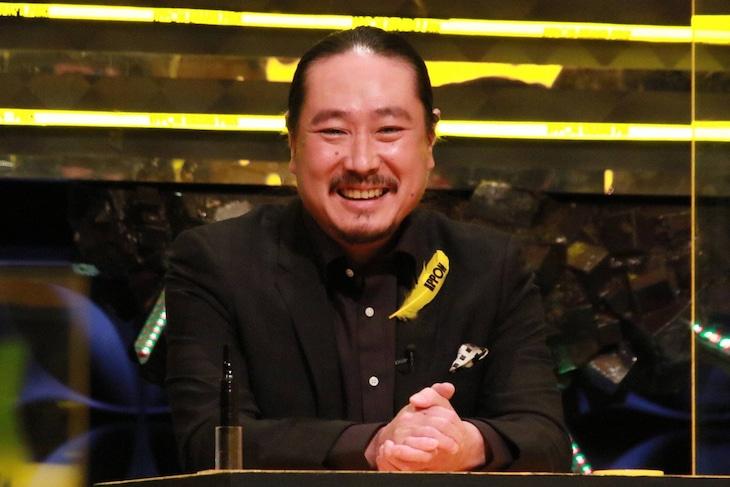 笑い飯・西田 (c)フジテレビ