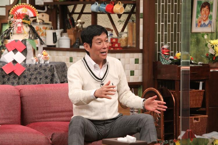 明石家さんま (c)関西テレビ