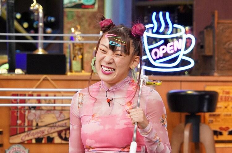 フワちゃん (c)日本テレビ