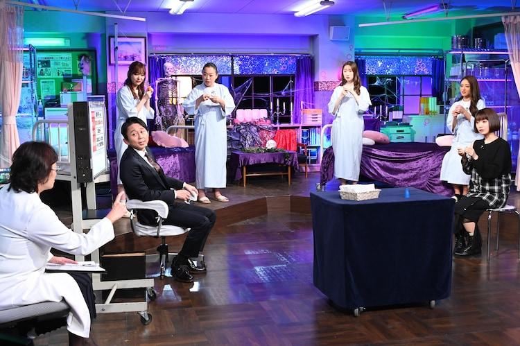 「真夜中の保健室 第5弾」のワンシーン。(c)日本テレビ