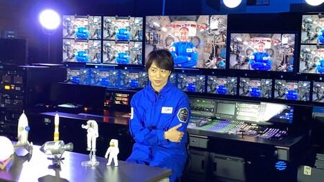 櫻井翔 (c)日本テレビ
