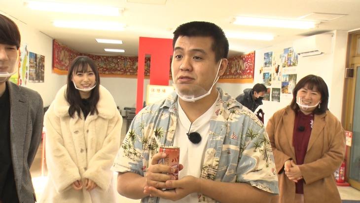 「いたくろここなのオンとオフ」のワンシーン。(c)テレビ埼玉
