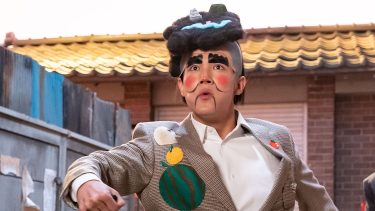 中川大志演じる「肥後もっこすん」。