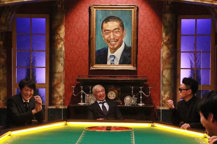 「人志松本のすべらない話」のワンシーン。