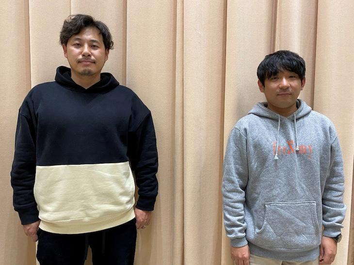 アルコ&ピース(写真提供:NHK)