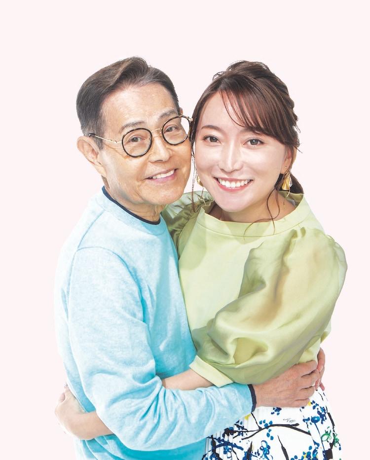 加藤茶・綾菜夫妻