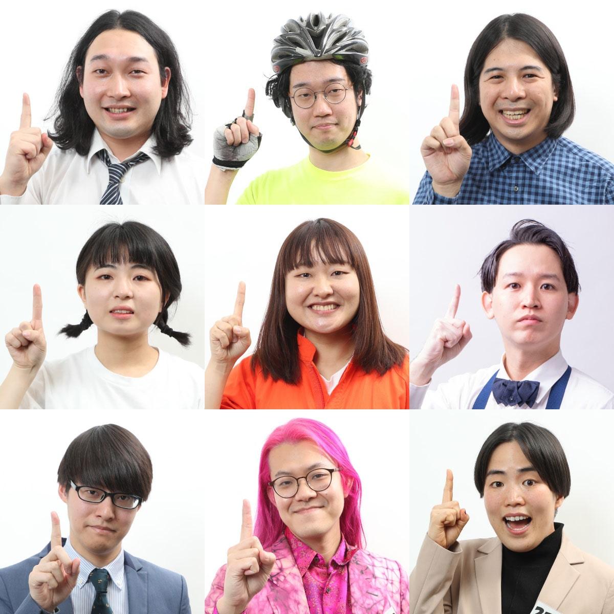 かが屋賀屋、森本サイダー、高田ぽる子、吉住、kento fukayaら「R-1 ...