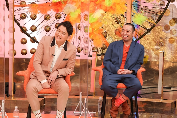 千鳥 (c)関西テレビ
