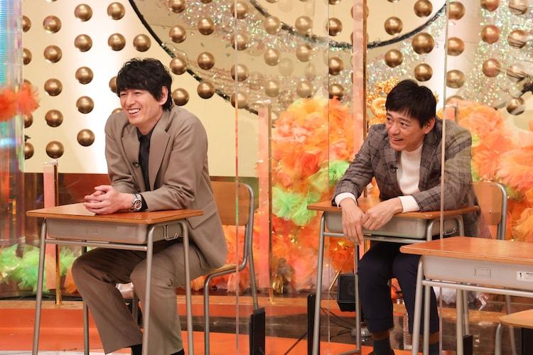 博多華丸・大吉 (c)関西テレビ