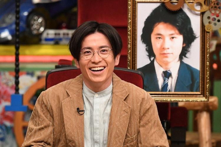 オリエンタルラジオ藤森 (c)テレビ朝日