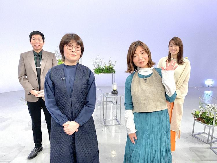 左から今田耕司、オアシズ、広瀬アリス。(c)日本テレビ