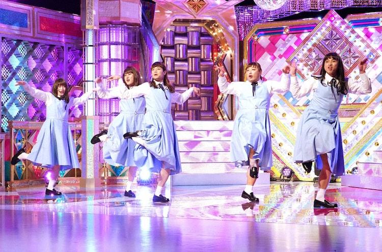 「有吉の壁 ひな祭りの壁を越えろ!2時間SP」のワンシーン。(c)日本テレビ
